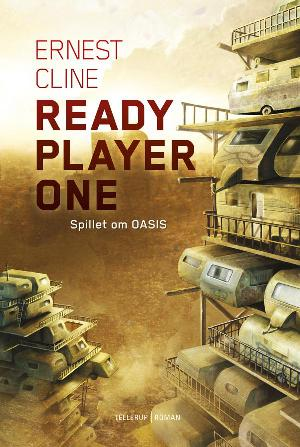 Forside til bogen Ready player one