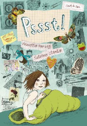 Forside til bogen Pssst!