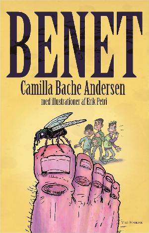 Forside til bogen Benet
