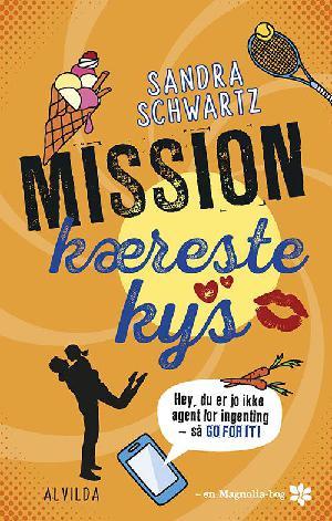 Forside til bogen Mission kærestekys