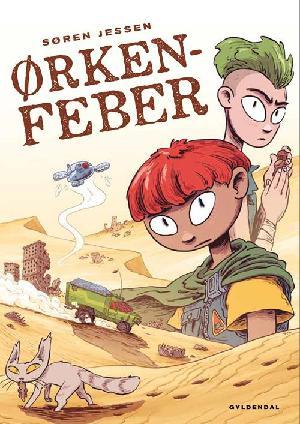 Forside til bogen Ørkenfeber