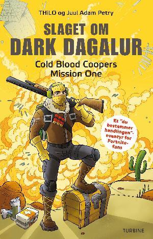 Forside til bogen Slaget om Dark Dagalur