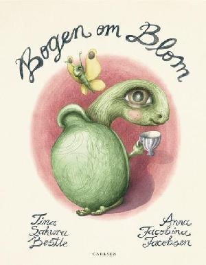 Forside til bogen Bogen om Blom