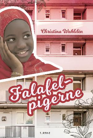 Forside til bogen Falafelpigerne