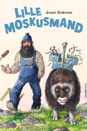 Forside til bogen Lille Moskusmand