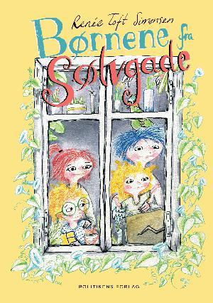Forside til bogen Børnene fra Sølvgade