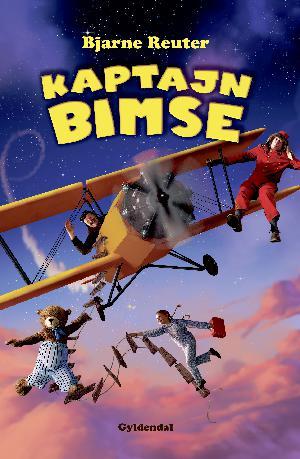 Forside til bogen Kaptajn Bimse