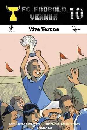 Forside til bogen Viva Verona