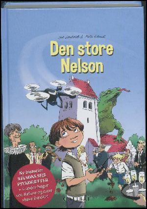 Forside til bogen Den store Nelson