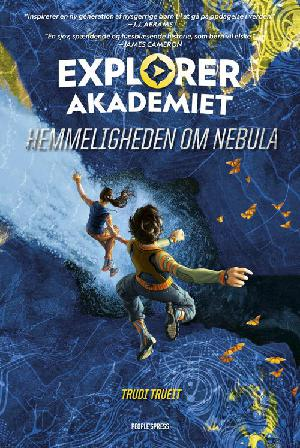 Forside til bogen Explorer Akademiet - hemmeligheden om Nebula