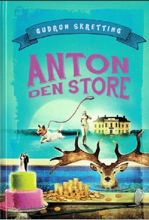 Forside til bogen Anton den store