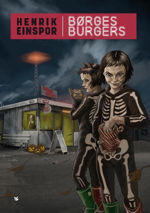 Forside til bogen Børges burgers