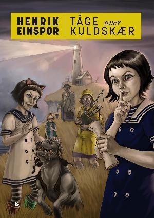 Forside til bogen Tåge over Kuldskær