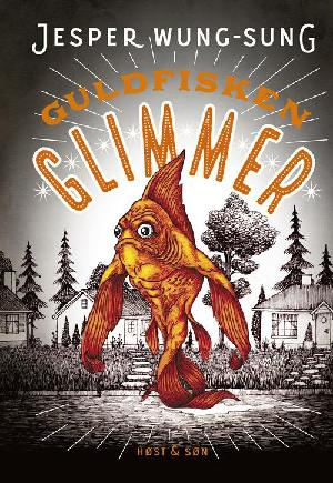 Forside til bogen Guldfisken Glimmer