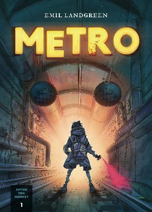 Forside til bogen Metro