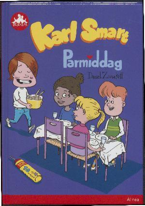 Forside til bogen Karl Smart - parmiddag
