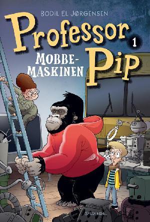 Forside til bogen Mobbemaskinen