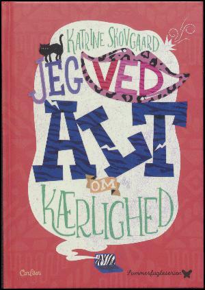 Forside til bogen Jeg ved alt om kærlighed