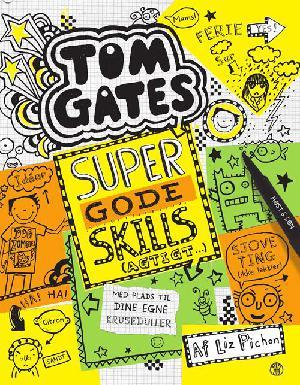 Forside til bogen Supergode skills (agtigt)