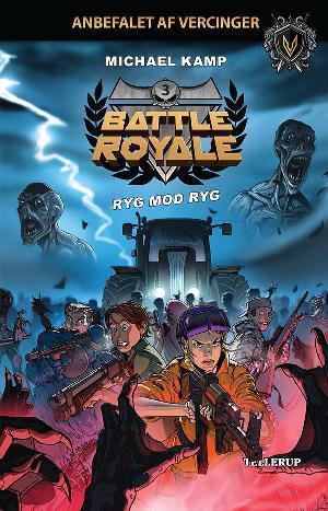 Forside til bogen Battle royale - ryg mod ryg