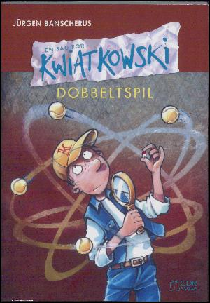 Forside til bogen Dobbeltspil