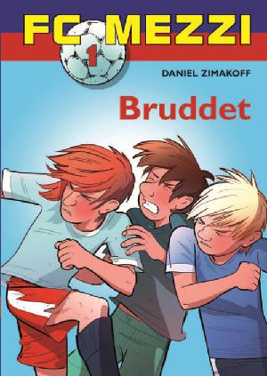 Forside til bogen Bruddet