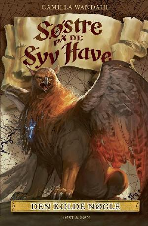 Forside til bogen Søstre på de syv have