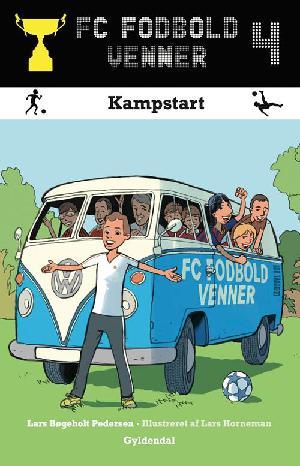 Forside til bogen Kampstart