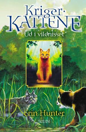 Forside til bogen Krigerkattene
