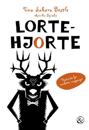 Forside til bogen Lortehjorte