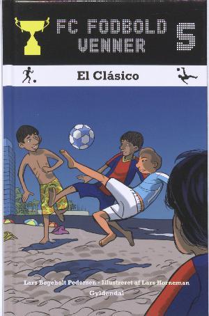 Forside til bogen El Clásico