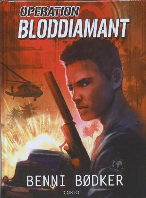 Forside til bogen Bloddiamant