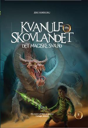 Forside til bogen Det magiske sværd