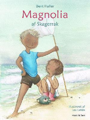 Forside til bogen Magnolia af Skagerrak
