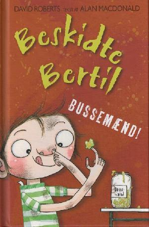 Forside til bogen Bussemænd!