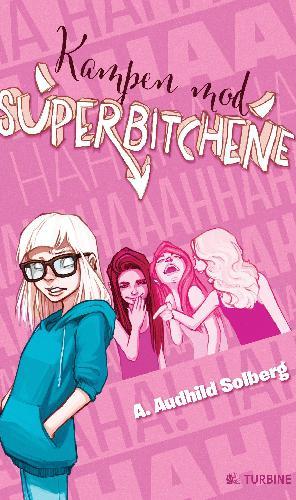 Forside til bogen Kampen mod superbitchene