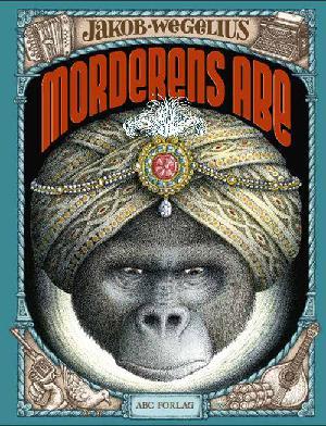Forside til bogen Morderens abe