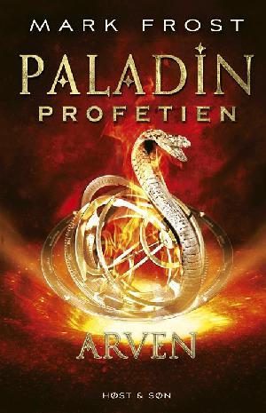 Forside til bogen Paladin-profetien