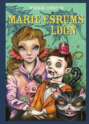 Forside til bogen Marie Esrums løgn