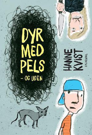 Forside til bogen Dyr med pels - og uden