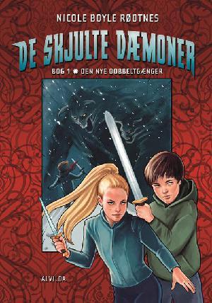 Forside til bogen Den nye dobbeltgænger