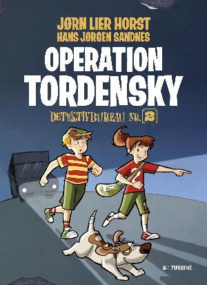 Forside til bogen Operation Tordensky