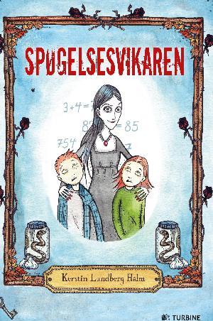 Forside til bogen Spøgelsesvikaren