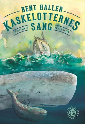 Forside til bogen Kaskelotternes sang