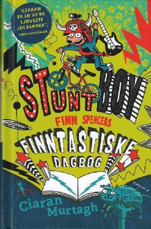 Forside til bogen Stuntboy