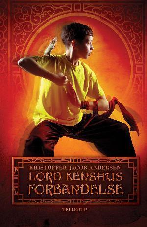 Forside til bogen Lord Kenshus forbandelse