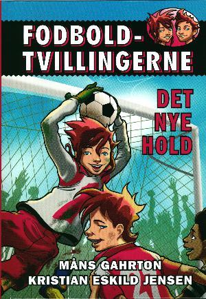 Forside til bogen Det nye hold