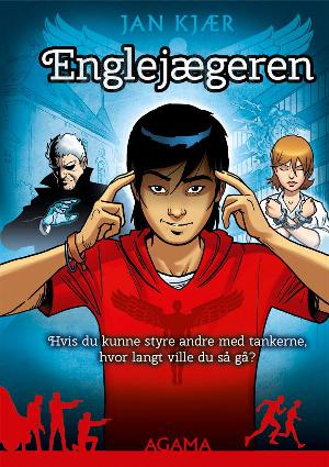Forside til bogen Englejægeren