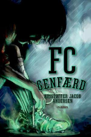 Forside til bogen FC Genfærd
