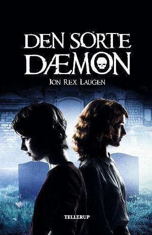 Forside til bogen Den sorte dæmon